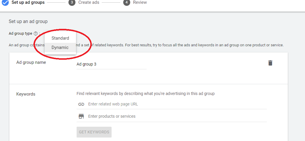 What Are Dynamic Search Ads