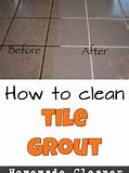 how to clean tile and grout