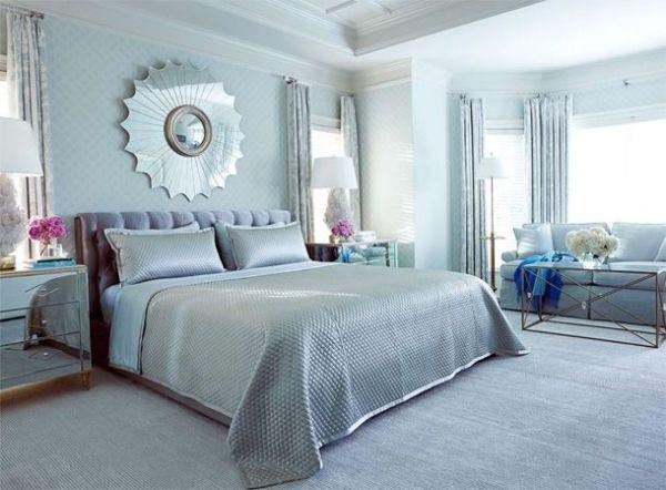 Trang trí phòng ngủ cho người mệnh thủy