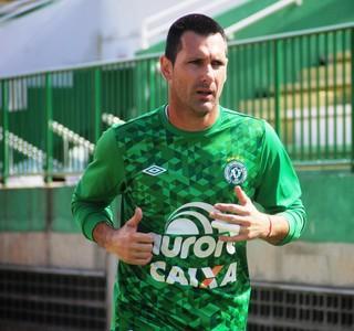 Nivaldo Chapecoense (Foto: Cleberson Silva/Chapecoense)