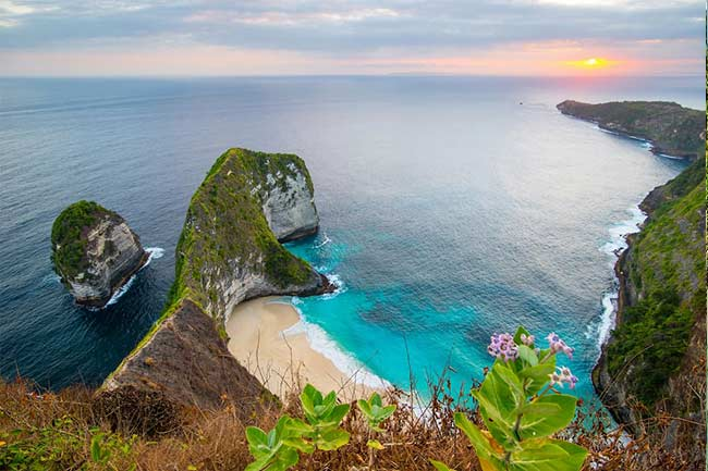 زیبایی های بالی