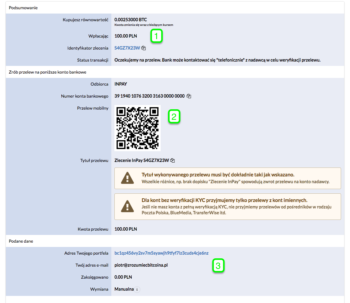 Coinmon, ellenőrizze a kriptovaluták árát a terminálról