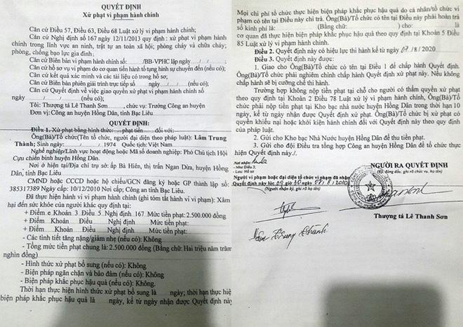 Bạc Liêu: Phó Chủ tịch Hội Cựu chiến binh huyện xô ngã, dìm đầu phụ nữ xuống nước