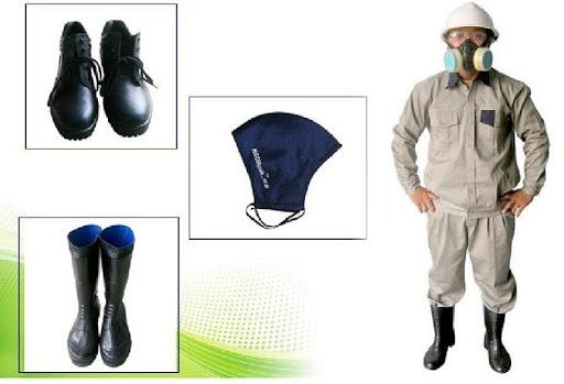 bộquần áo bảo hộ xây dựng