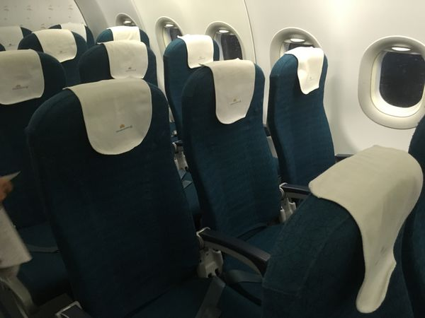 越南航空經濟艙