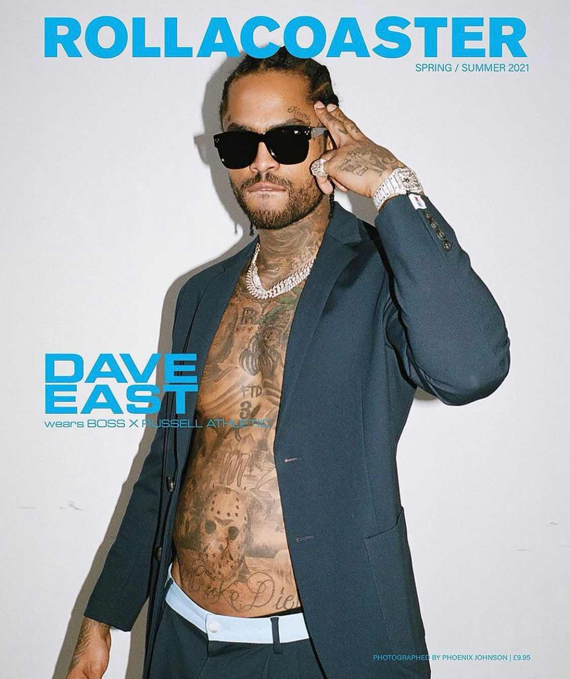 Dave East for Rollercoaster Magazine