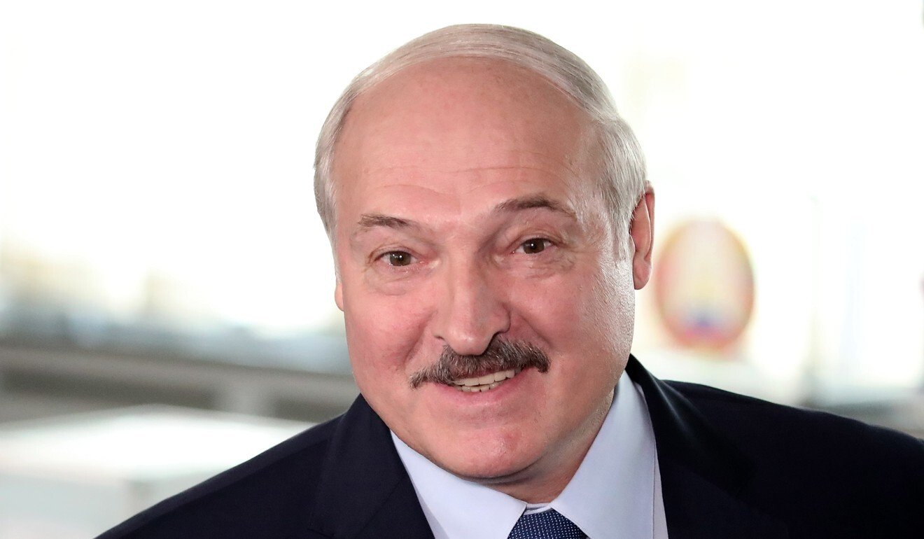 Xi Jinping called Alexander Lukashenko to congratulate him on his election win. Photo: EPA-EFE