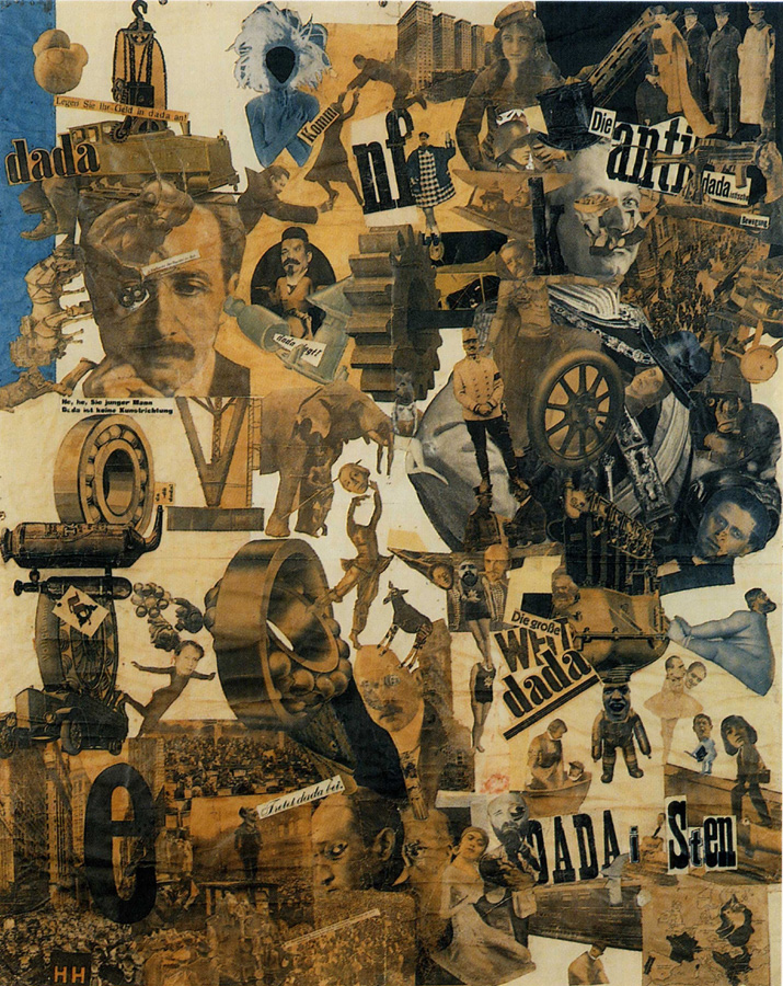 Hannah Höch  Cut with the Dada Kitchen Knife through the Last Weimar Beer-Belly Cultural Epoch in Germany
