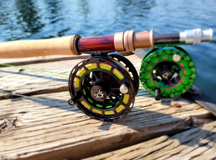 Piscifun Platte Fly Fishing Reel review