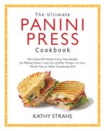 Pre-order THE ULTIMATE PANINI PRESS COOKBOOK Today!