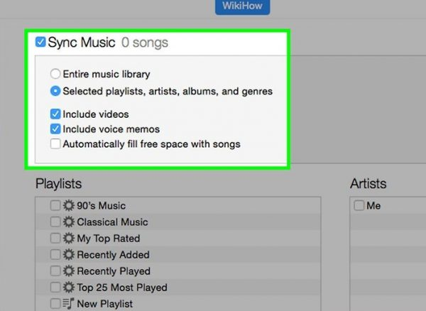 How to use Ionus to sync files from the libraries you use