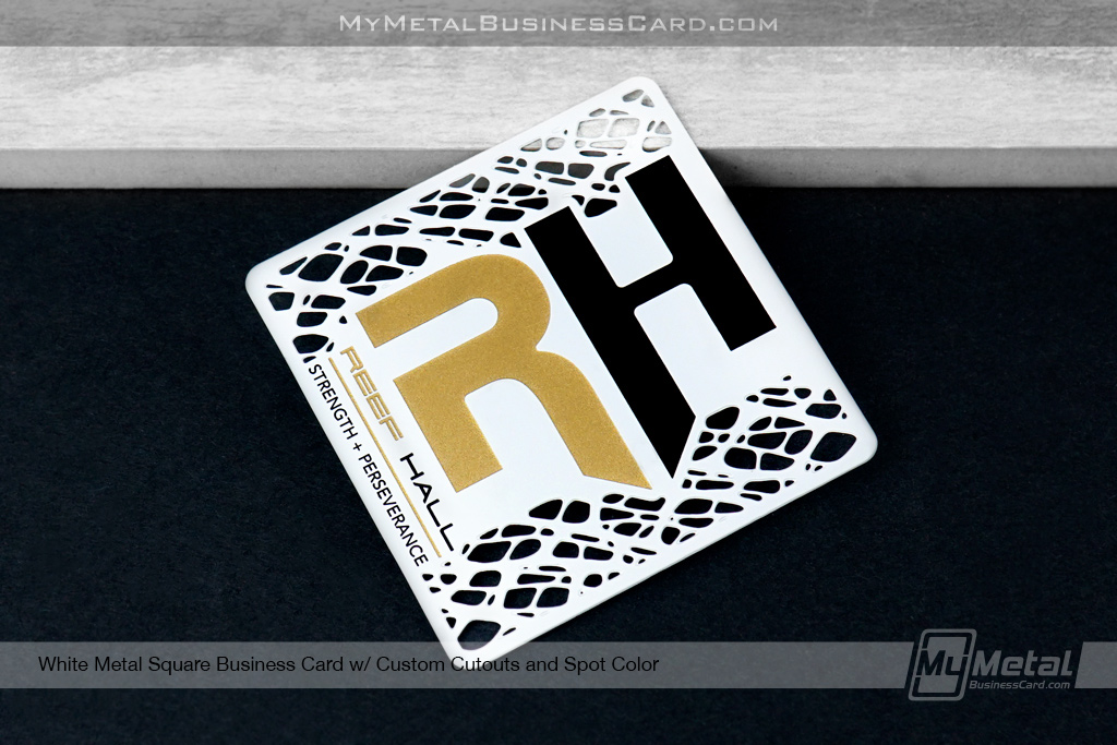 My Metal Business Card |Pltscgsomzascqjn4