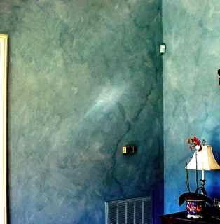 Color Wash Wall Texture