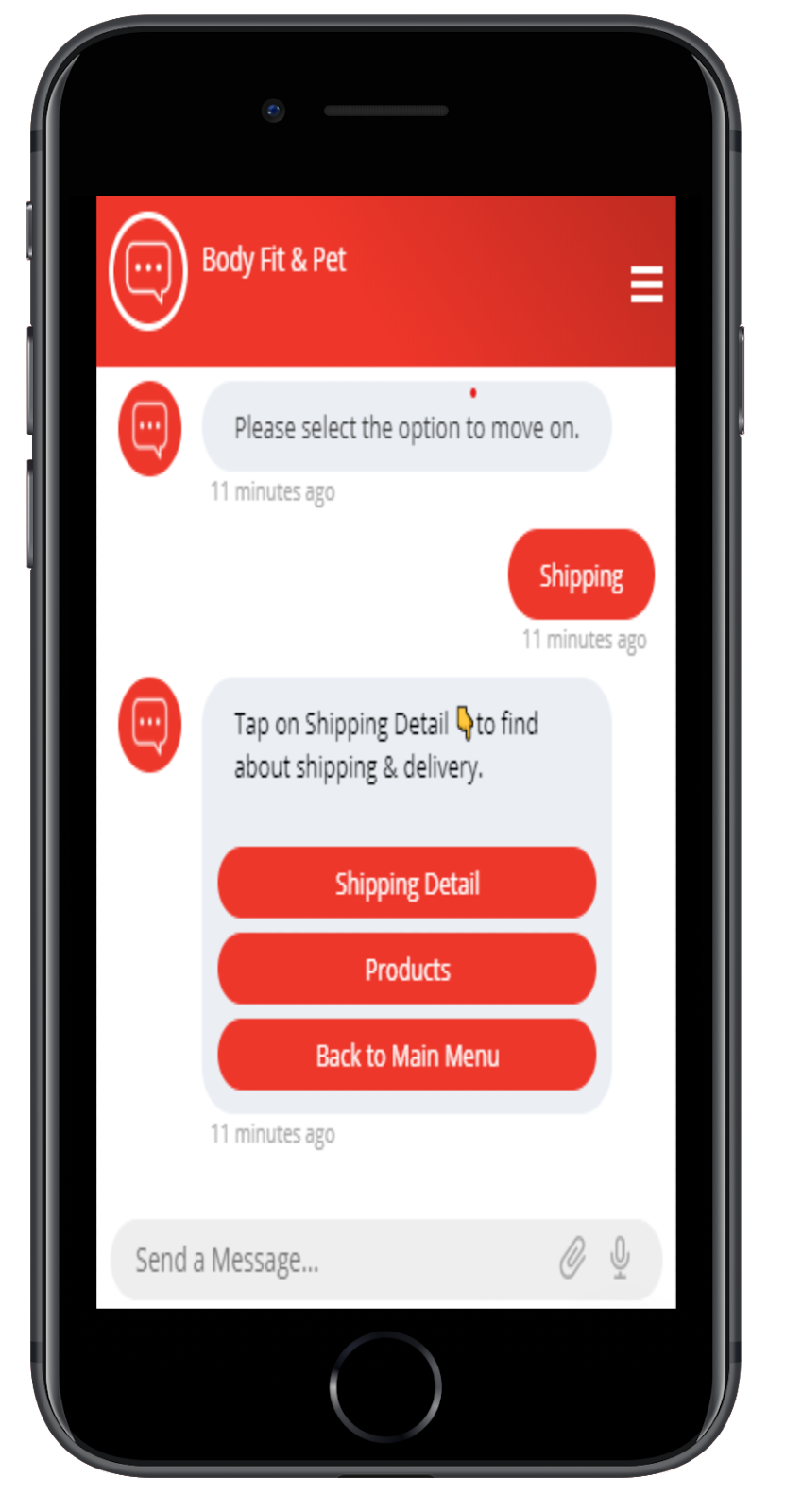 Healthcare Chatbot Your.MD