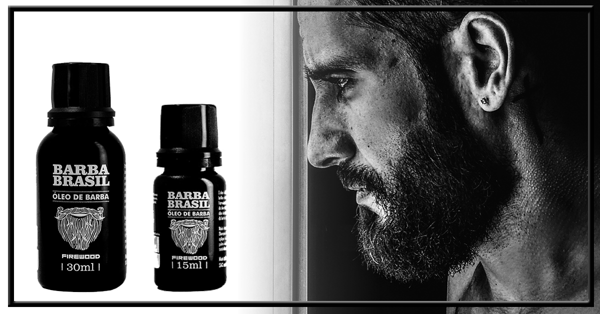 Óleo de barba