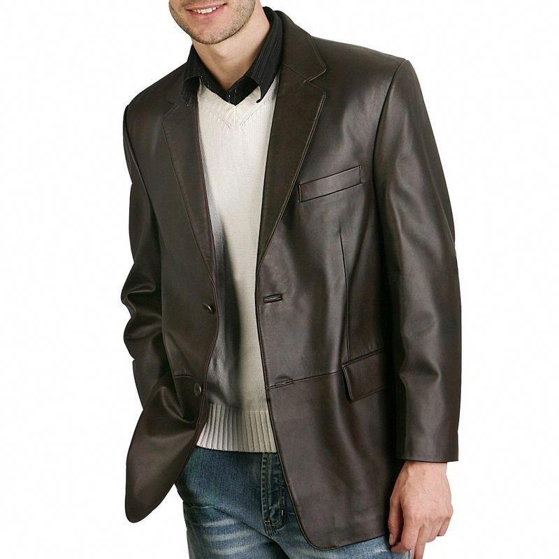 Swap the blazer to achieve smart casual