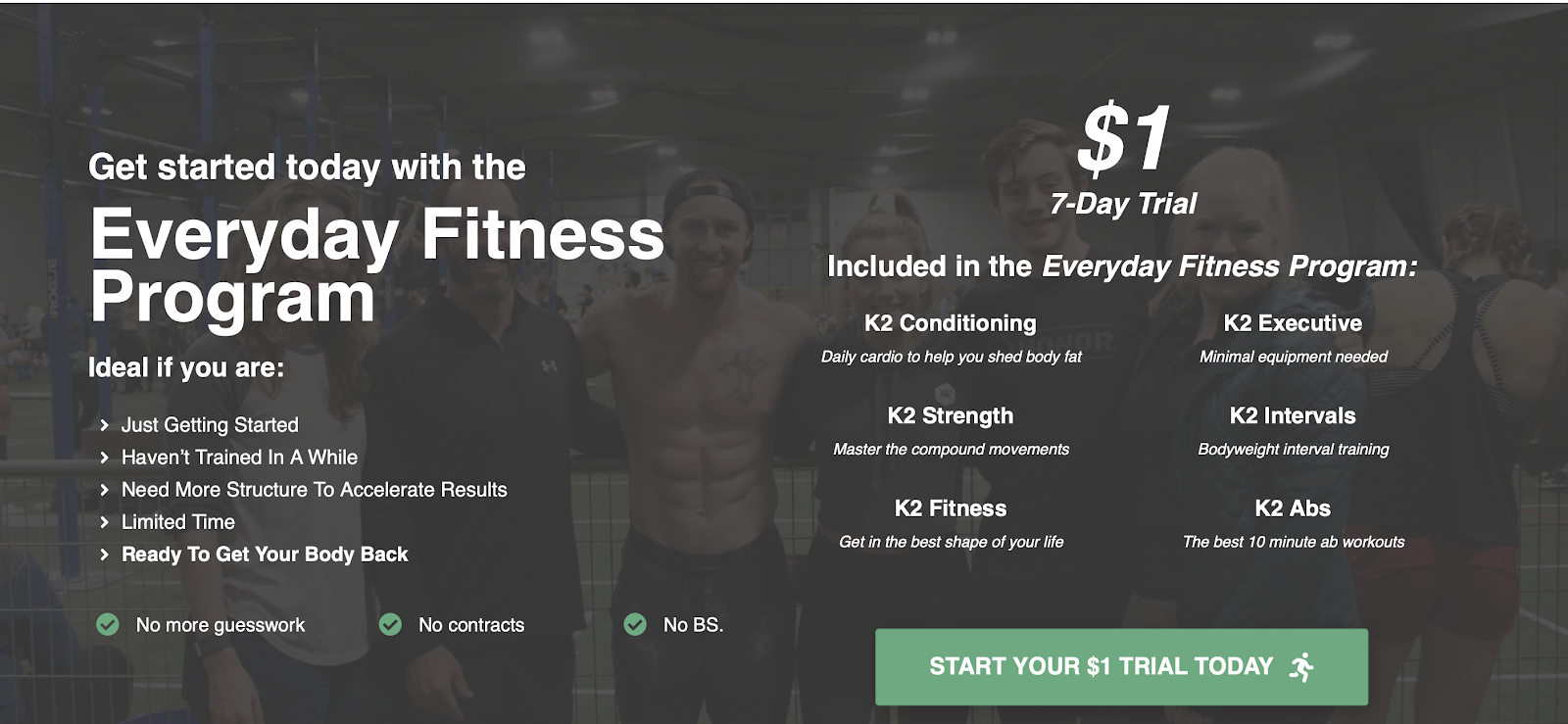k squared fitness