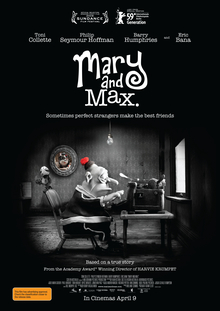 Making Mary And Max