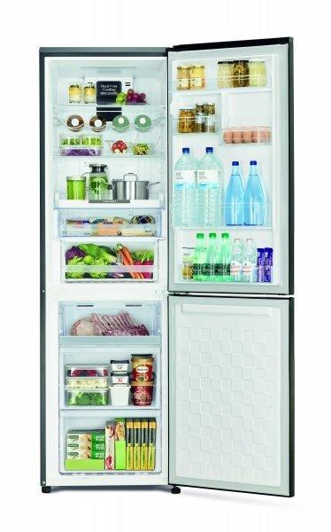 Купити двокамерний холодильник Хітачі R-BG410PUC6XGPW