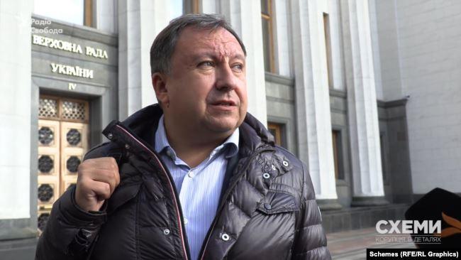 Чи не вбачає Микола Княжицький конфлікту інтересів у своїх діях – «Схеми» поцікавилися в нього самого