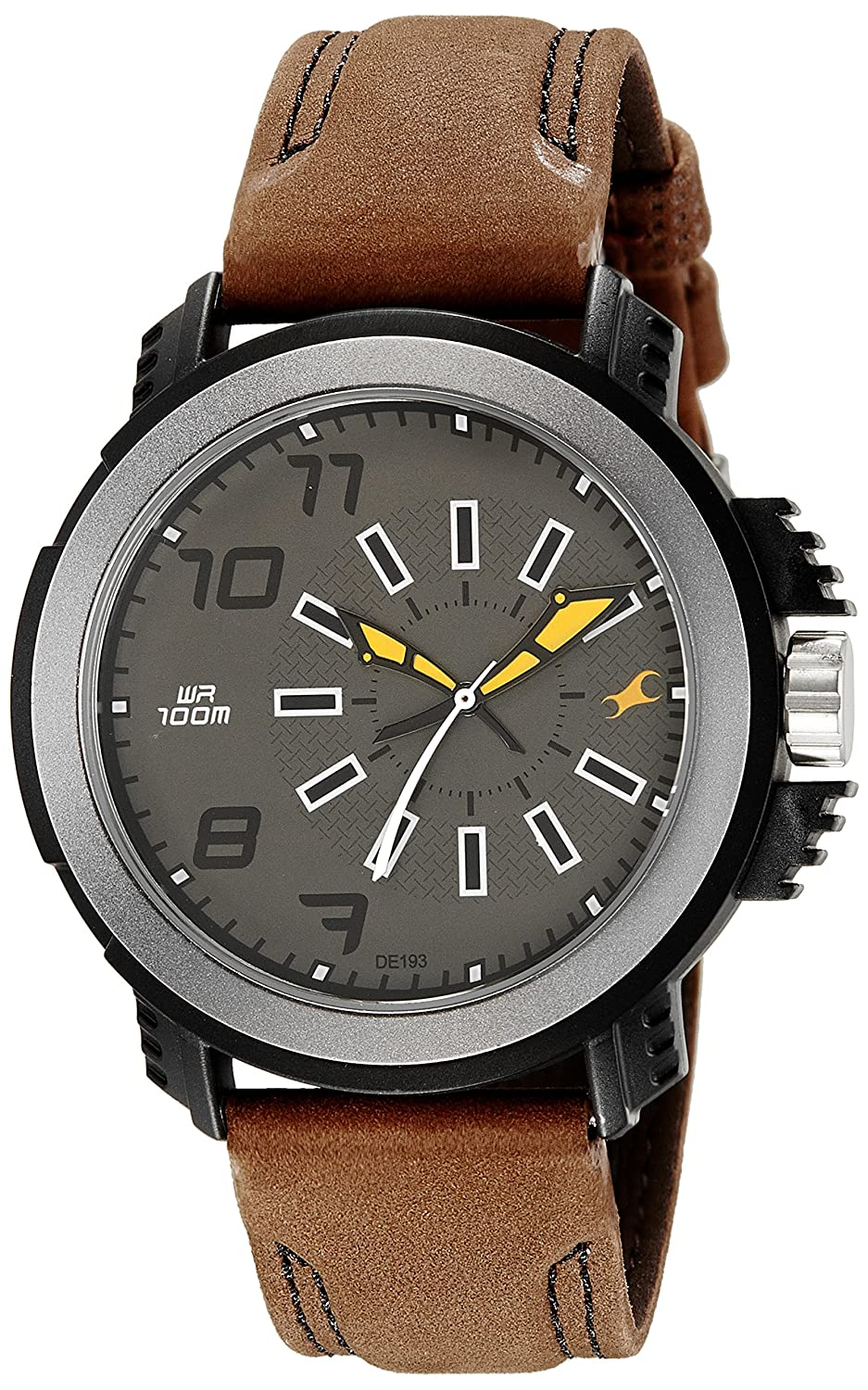 Fastrack NL38015PL03 Analog Men Watch