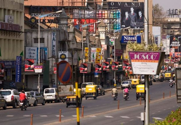 MG Road Things to do in bangalore in single day