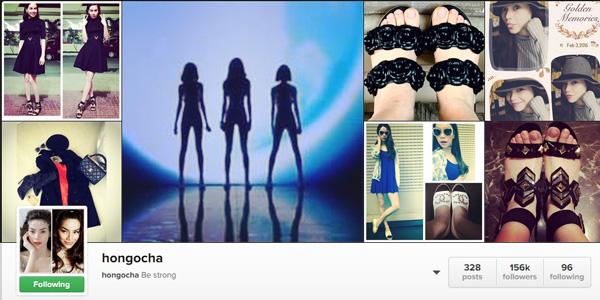 Top 5 sao Việt có lượng follow nhiều nhất trên instagram7