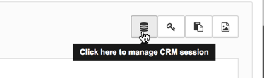 click on the CRM icon in Mindmatrix.png