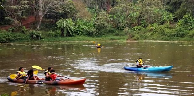Coorg, Karnataka - Things To Do- watersports