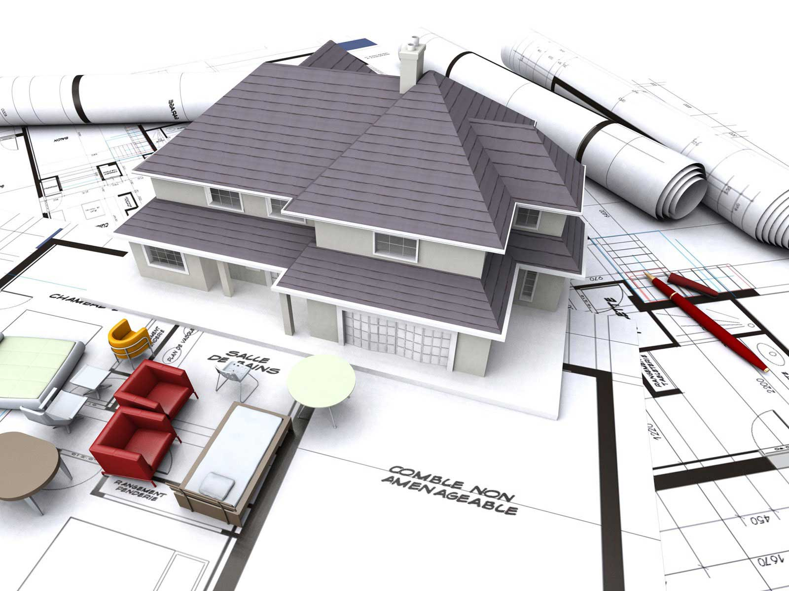 Một số lưu ý khi xây dựng nhà cửa