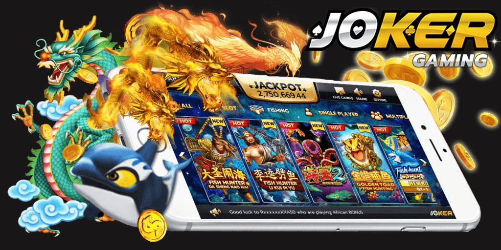 Joker Slots Free Games