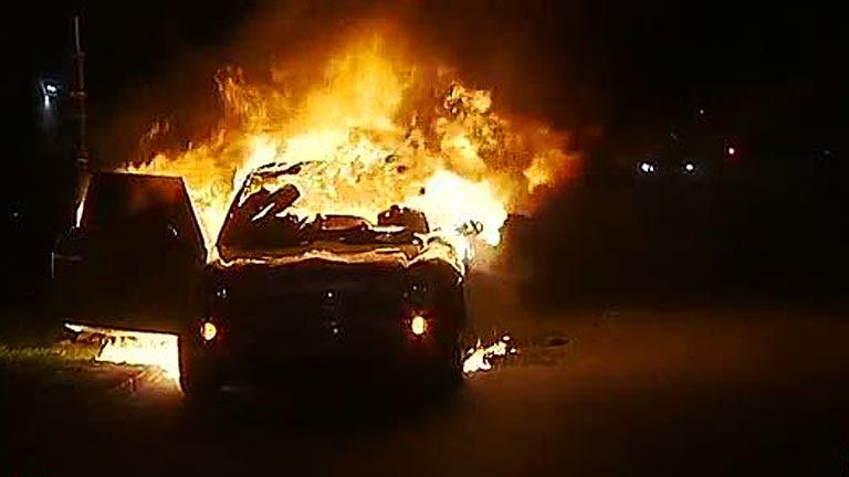 Cuarta noche de incidentes en Estocolmo por protestas contra la Policía