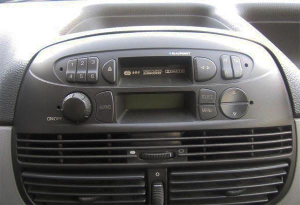 Fiat Punto 188 Radio Schaltplan