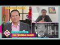 Roberto Palazuelos recuerda que Héctor Suárez le dio clases de box