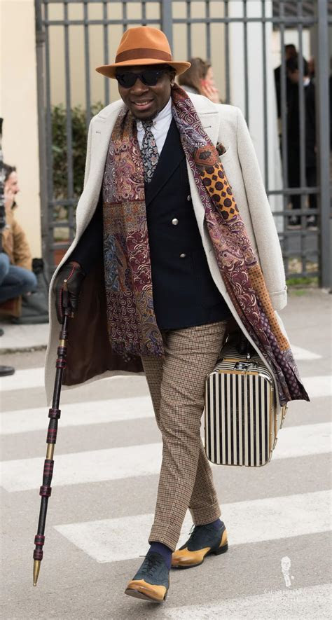 pitti uomo  street style outfits    learn