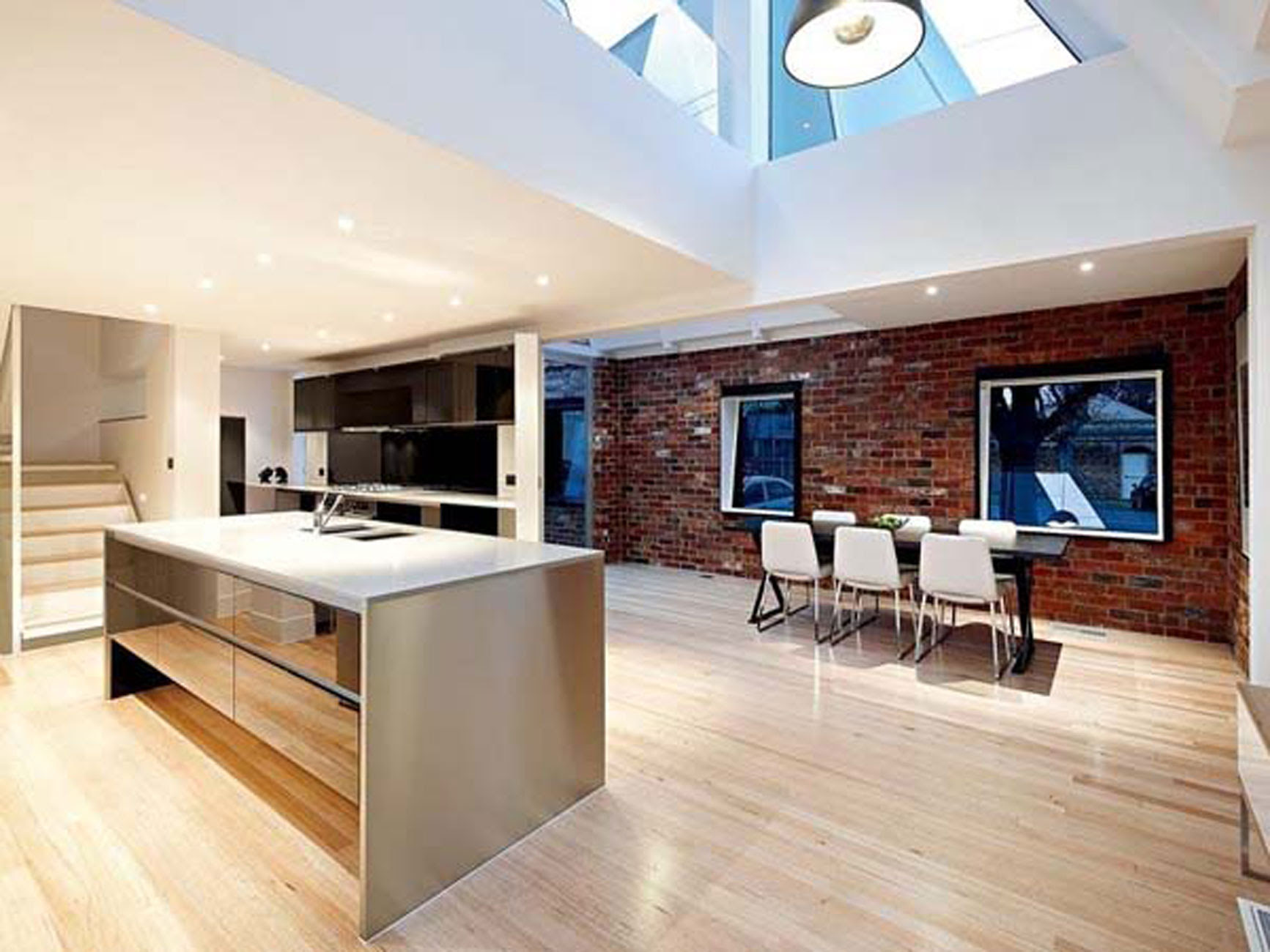 Modern Kitchen Interior Designs | HomesFeed