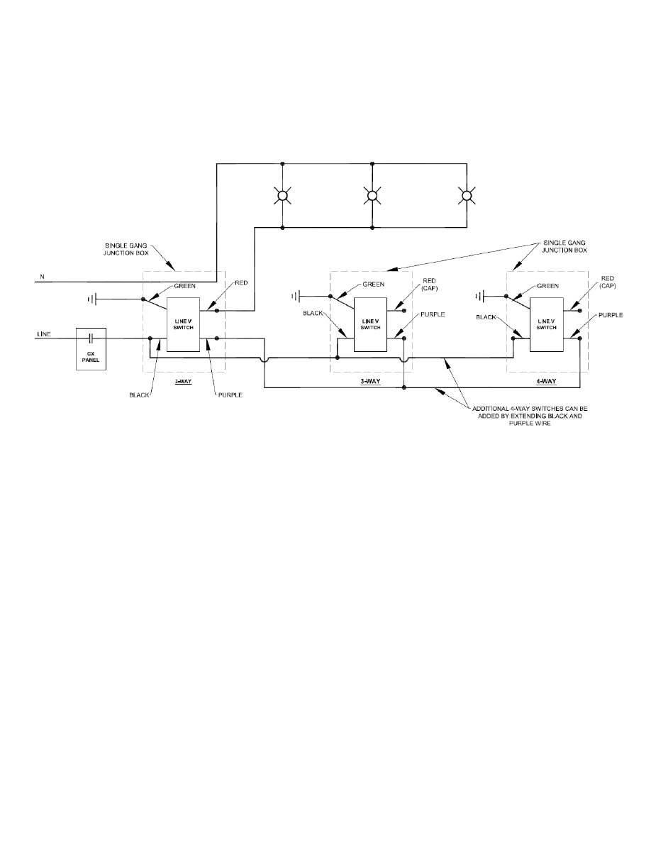 Hubbell 3 Way Switch Wiring Diagram - Wiring Diagram