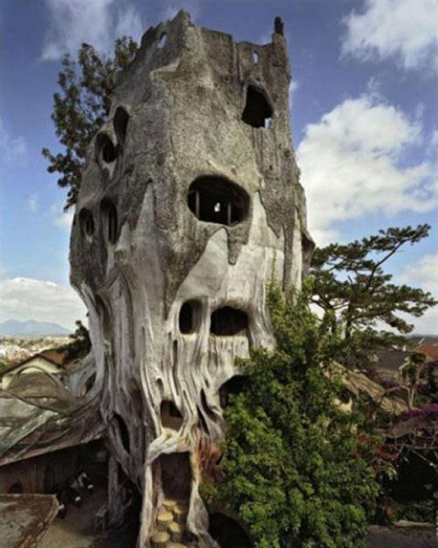 As casas mais bizarras e surpreendentes ao redor do mundo 08