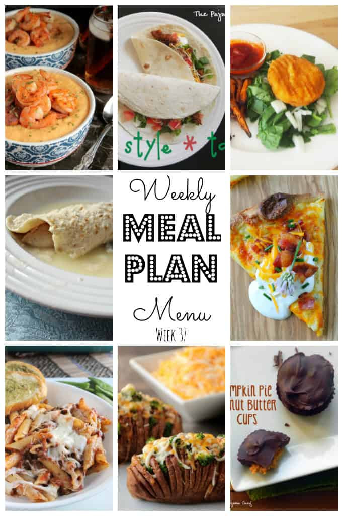 Weekly Meal Plan #37-main