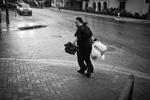 On A Windy, Rainy Day by Jesse Acosta