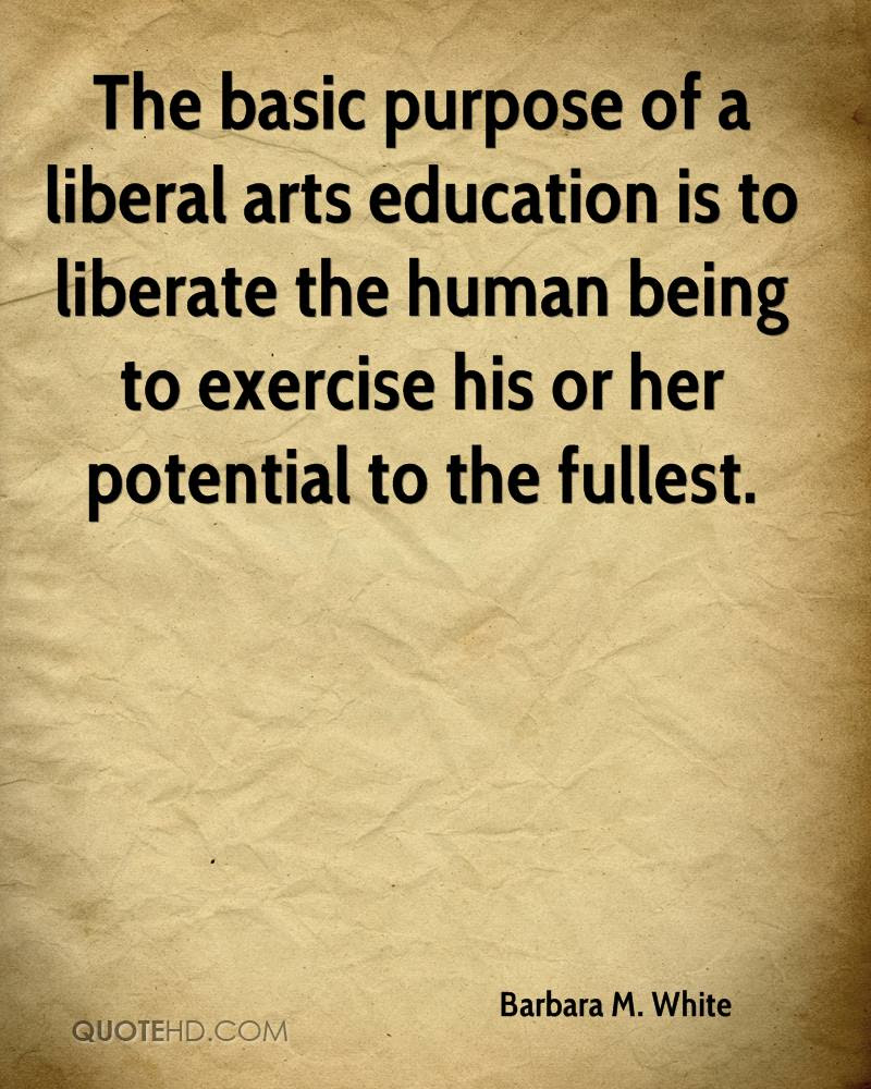 Liberal Arts Quotes Page 1 Quotehd