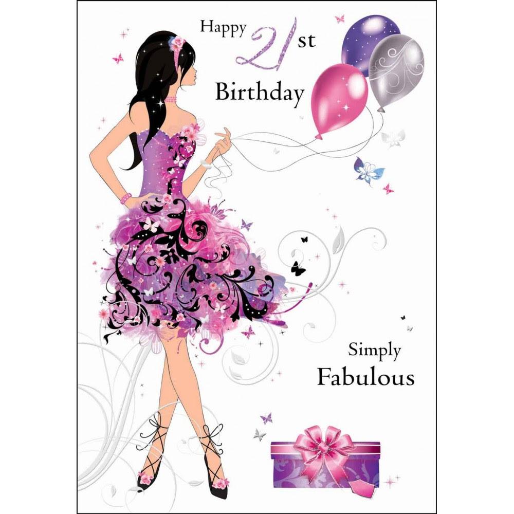 Happy 21st Birthday Happy Birthday Myniceprofilecom Clip