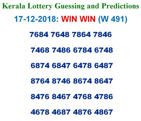 win win lottery   results today kerala lottery result  kerala lottery