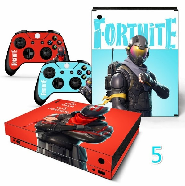Video Game Accessories Faceplates, Decals & Stickers Generous Skulls Xbox One S 9 Sticker Console Decal Xbox One Controller Vinyl Skin