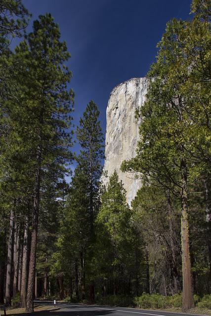 Yosemite El Capitan Nose