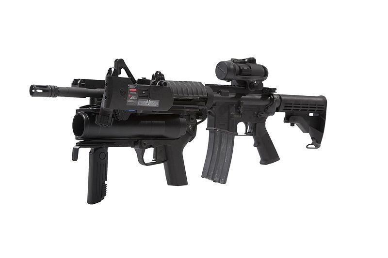 File:PEO M320 on M4 Carbine.jpg