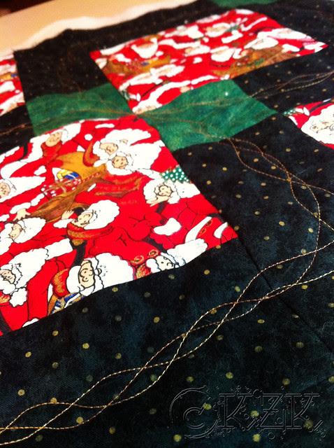 IMG_4864 Christmas table runner