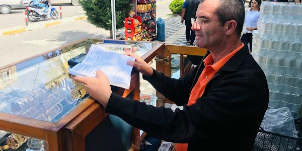 Selling Golden on Street Like Selling Boyozi - Sadi Yamanin Sesi Gazetesi