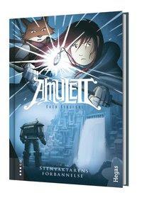 Amulett - Stenväktarens förbannelse (inbunden)