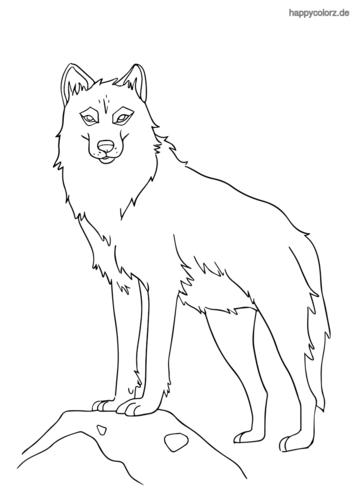 38 wölfe zum ausmalen  besten bilder von ausmalbilder